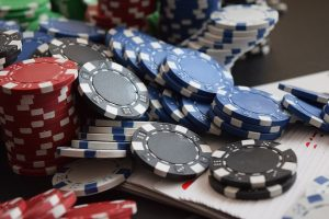 Casino Chips ready for betting 300x200 - Casino Chips ready for betting